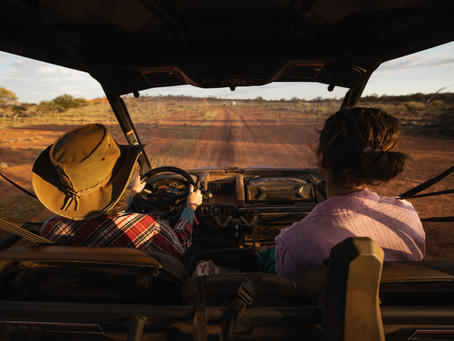 Take a 5-day adventure through Road Trip Country and experience incredible outback station stays