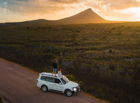 Best camping spots in Esperance and the Fitzgerald River National Park
