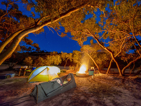 Best free camping spots in the Wheatbelt