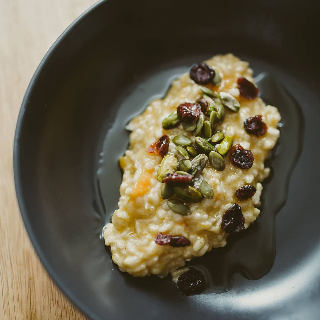 Pumpkin Risotto | Pepita | Love @ A Moveable Feast Catering