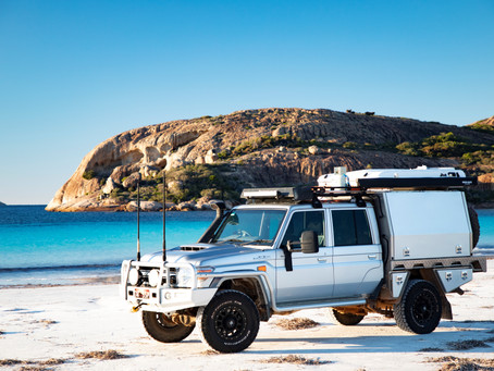Top 4 Wheel Drive Trails in Esperance