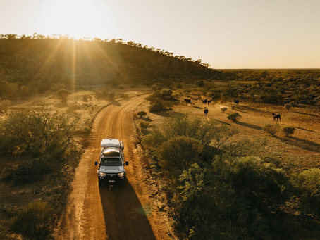 Explore an epic 4WD adventure into the heartland of the Gascoyne Murchison: the Kennedy Ranges