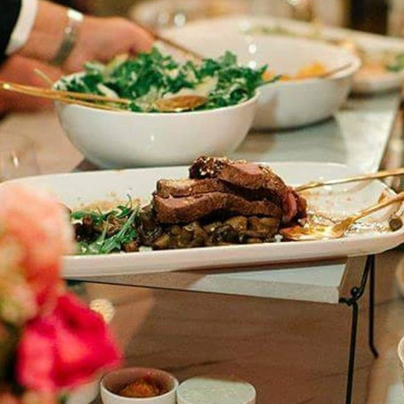 Buffet vs. plated catering which is best for your wedding