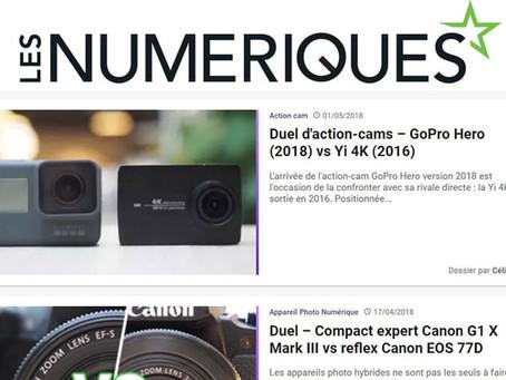 Les Numériques - Rédaction d'actualités, tests, dossiers et tutoriels photo