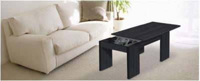mesa de centro expansiva