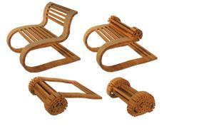 cadeira dobrável que ocupa menor espaço para guardar