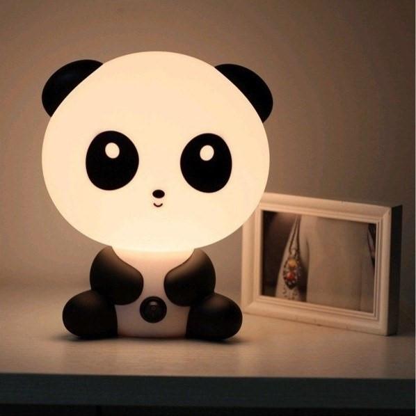 luminária de mesa de bichinho