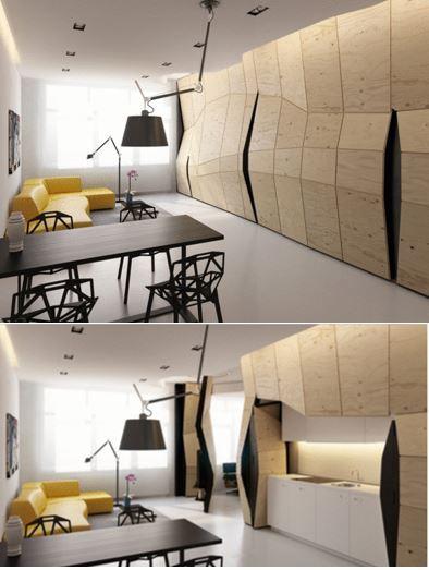 sala de estar funcional