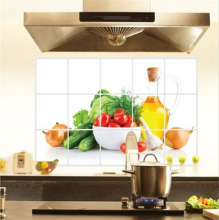 Adesivos de Azulejo Para a Cozinha: Decorar Gastando Pouco