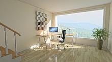 Decoração de Home Office: Mais Produtividade; Menos Estresse