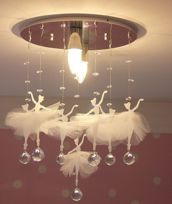 Lustre de bailarinas