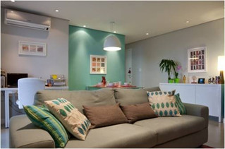 Incorporando o ar condicionado na decoração