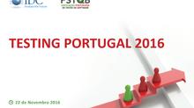 TESTING PORTUGAL 2016