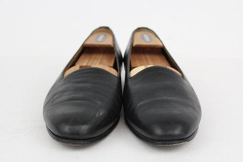 Frederico Leone Black Opera Loafer 10