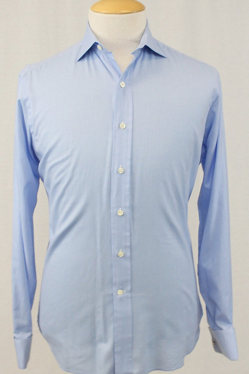 Ralph Lauren Blue Long Sleeve 15 1/2 x 35