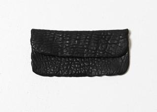 Goat skin purse