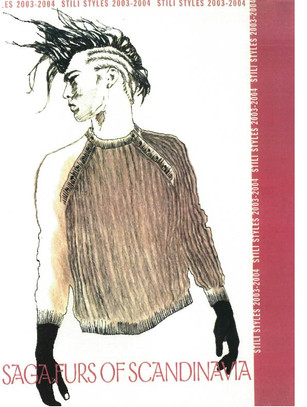 Illustration for Pellici Moda