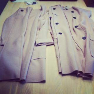 Twin coats
