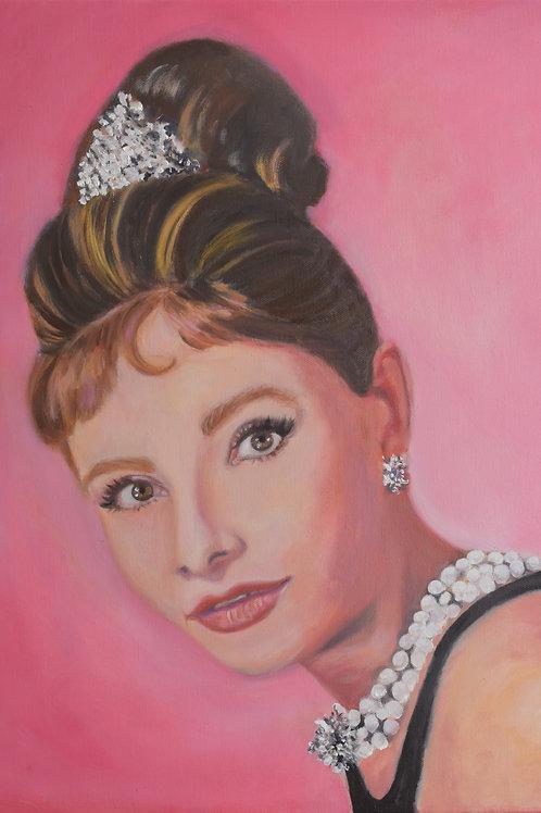Enchanting Audrey