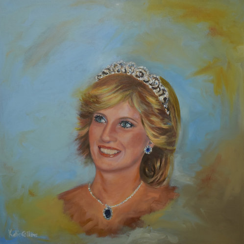 Courageous, Beautiful Princes Diana