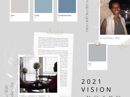 Have You Created Your 2021 Vision Board?