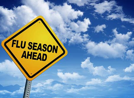 Flu Season Tips from Dr. K.L. Johnson