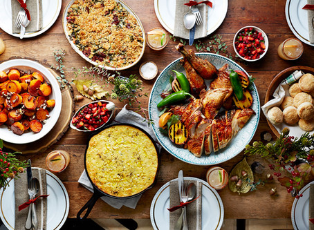 Tips for Preparing Healthier Holiday Meal Choices