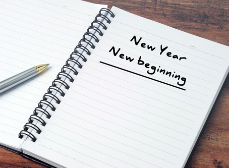 Another New Year's Resolution?