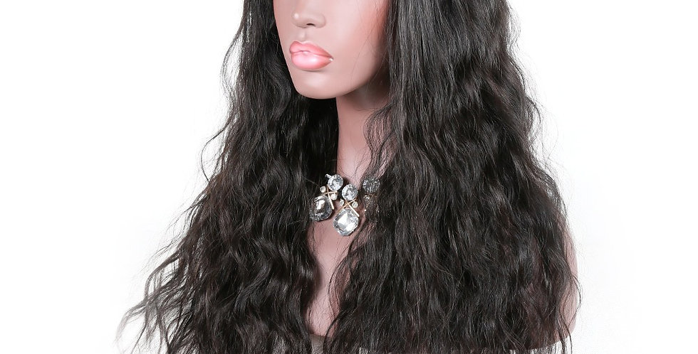 180% Density Loose Wave 4x4 Lace Closure Wig