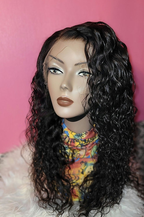 Water Wave 13x4 Frontal Wig