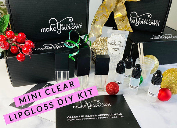 MINI D.I.Y CLEAR LIP GLOSS KIT