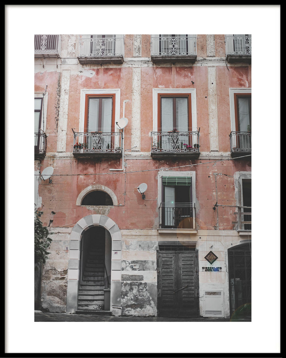 09 Amalfi house