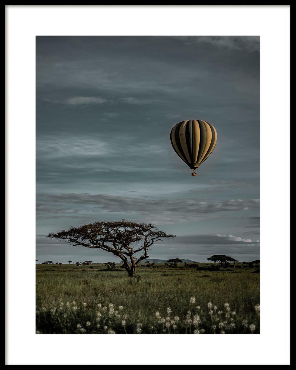 01 Serengeti airballon