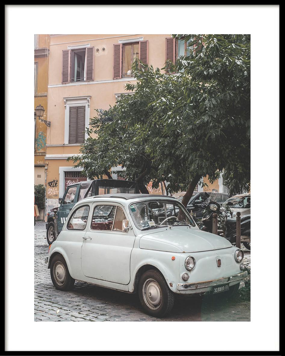 12 Roma car