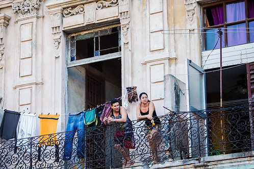 En El Balcon Havana