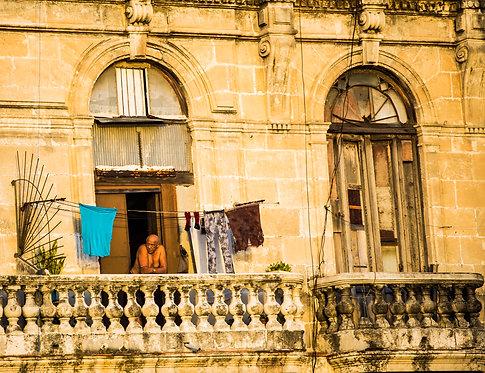 Balconies in Havana 2