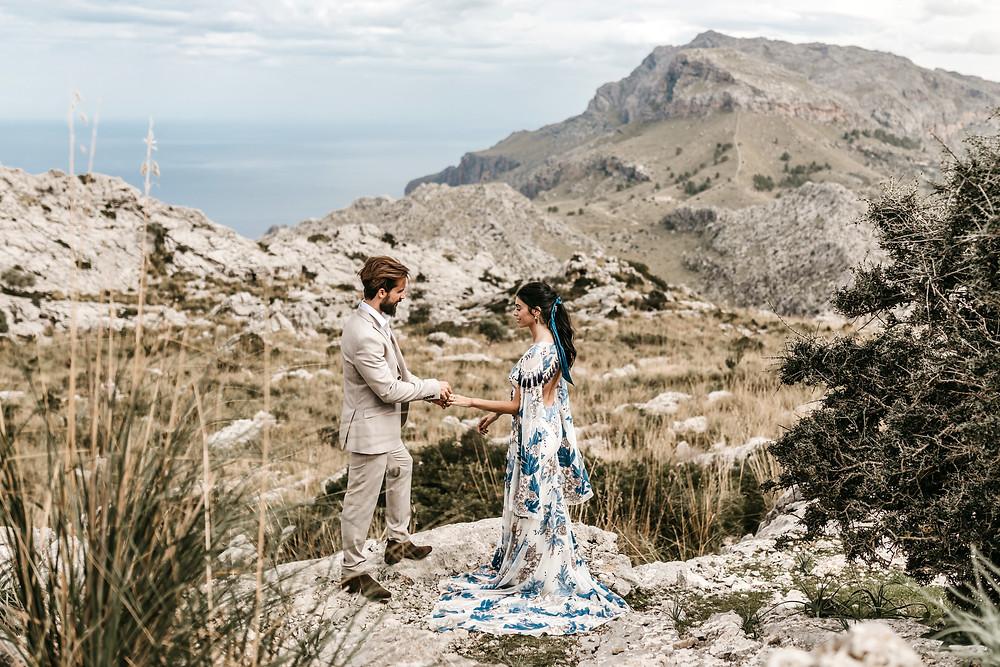 Mallorca elopement