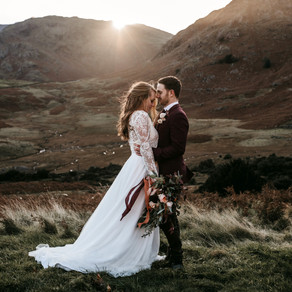 Lake District Mountain Elopement