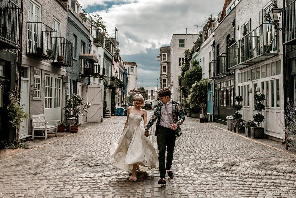 Notting Hill Elopement