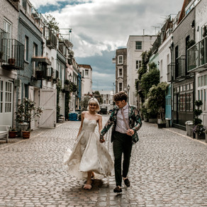 London Elopement in Notting Hill