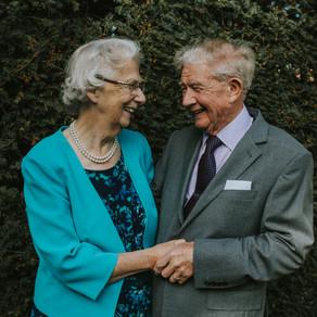 65th Wedding Anniversary Photoshoot