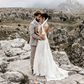 Mallorca Mountains Elopement