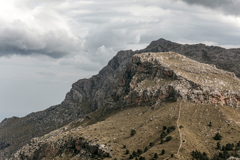 mountain photography in mallorca