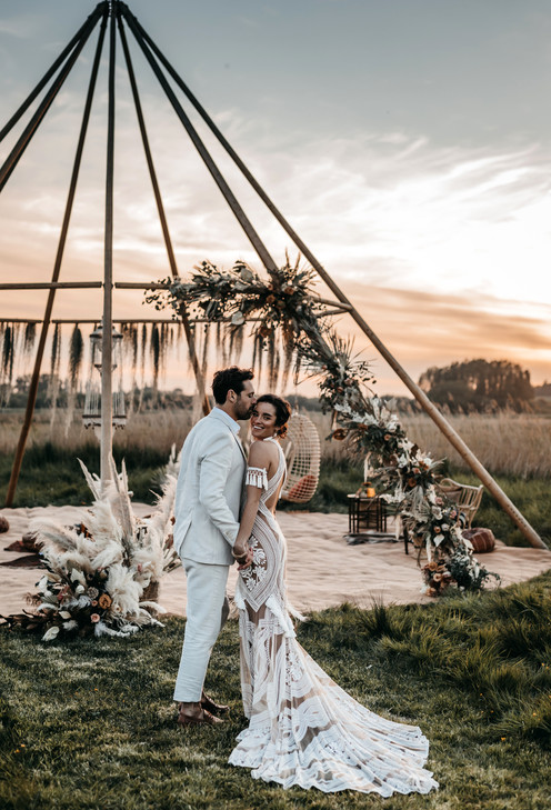 wedding photographer at wilderness weddings venue in kent