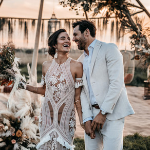 Boho Wedding at Wilderness Weddings