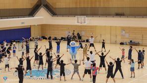 つくば市SDGs「OWLSスポーツ教室」開催