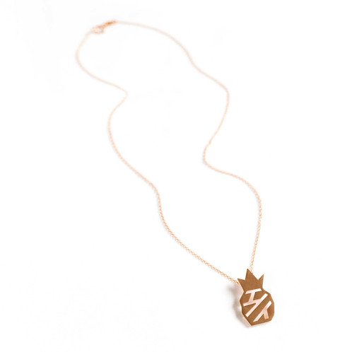 necklaces mystic products pendant pineapple all necklace jewelry