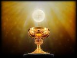 基督聖體節 一九六四年五月二十八日基督聖體節講道