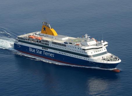 Anafi Ferry Schedules 2020
