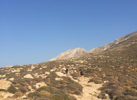 Kalamos Peak: A life changing walk